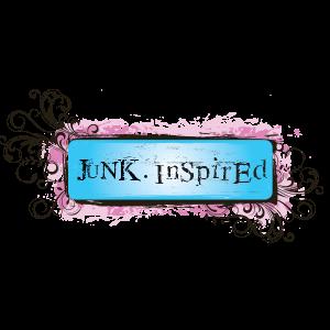 junk inspired logo
